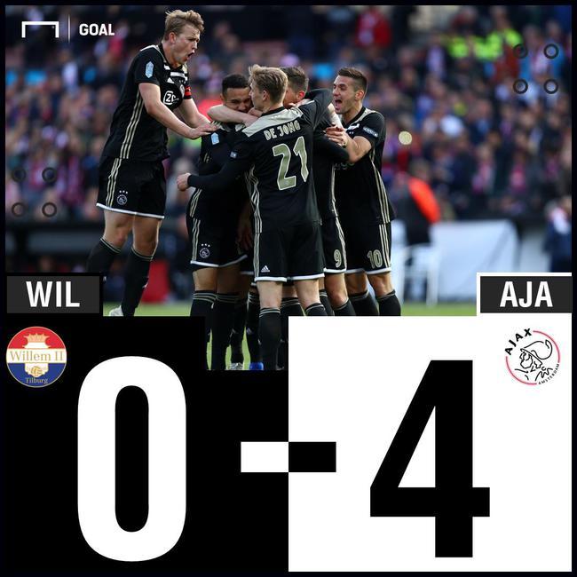 往年荷兰杯的冠军是阿贾克斯