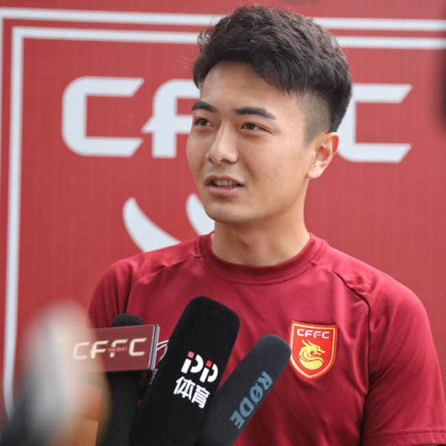 华夏年轻球员渴望联赛早些开始 希望能获出场机会