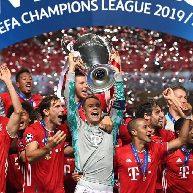 """没有真正""""大手笔""""的拜仁拿了欧冠冠军"""