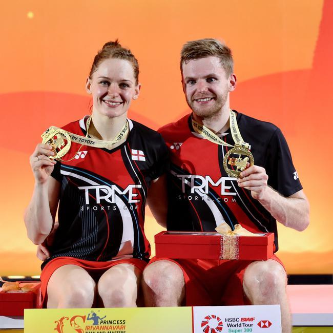 丹麦混双埃利斯/史密斯:希望尽快在泰国赛找回最佳比赛状态!