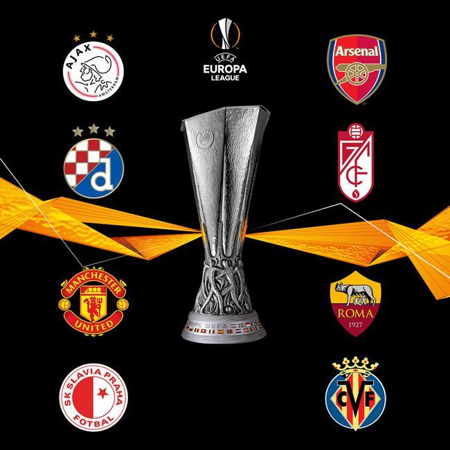 2020/21赛季欧联杯八强诞生