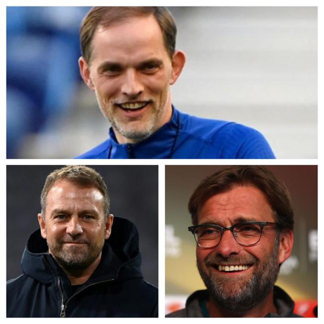 欧冠冠军背后的德国力量  德教练连续3年带队捧杯