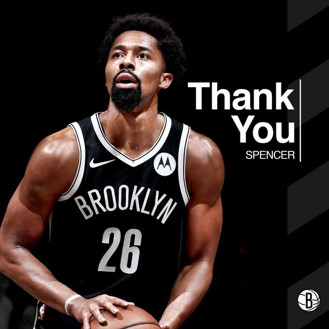 篮网GM告别丁威迪:感谢他五年来对球队的贡献
