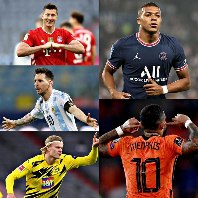 德佩参与进球欧洲第五   加媒:已和最好的前锋比肩