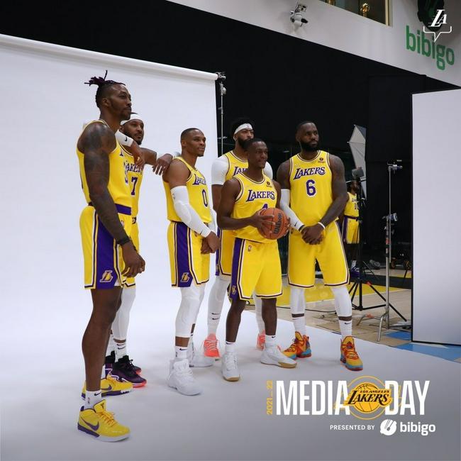 魔术师:最强阵容詹四眉五!湖人球商全NBA第一