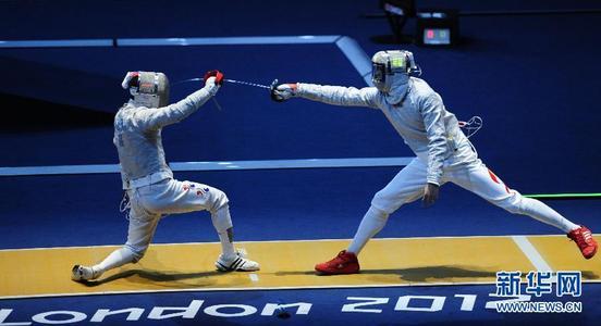 男佩出战伦敦奥运会