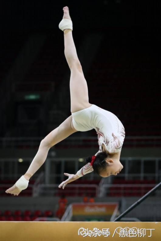 体操曾经是中国队王牌项目,但滑落速度也很惊人