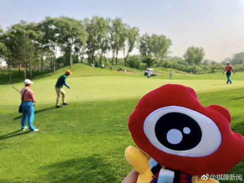 2020高尔夫围棋公开赛 12月9日海南七仙岭开赛