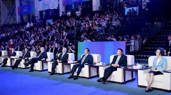 刘鹤副总理等嘉宾