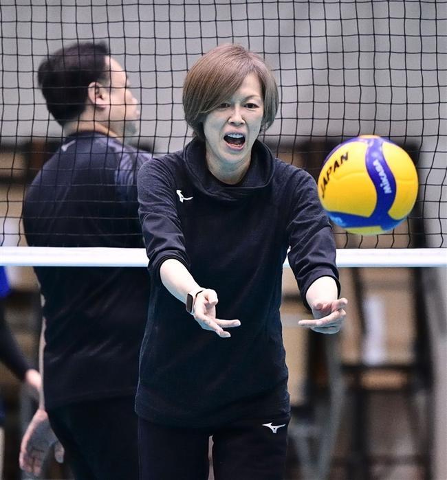中田久美分析多位爱徒 长冈望悠有机会再战奥运