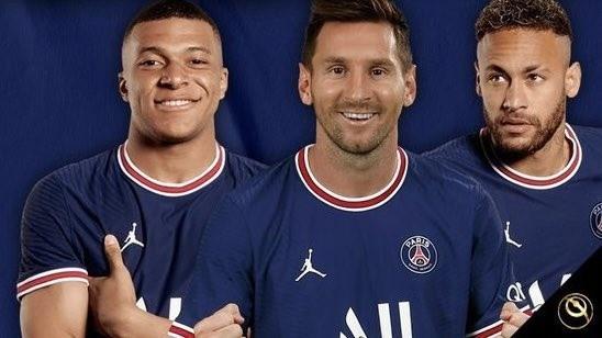 巴黎给姆巴佩的续约年薪曝光  低于内马尔和梅西