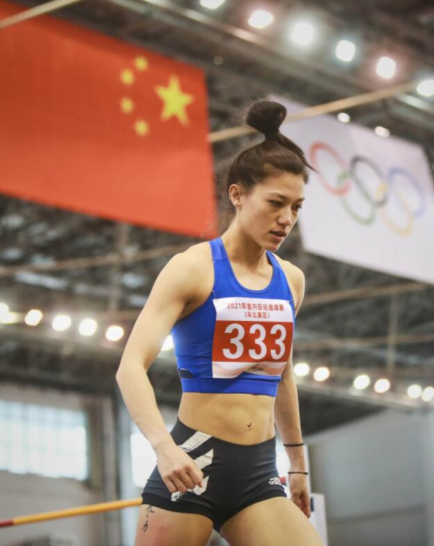 田径归化女将主项完美首秀 创16年来中国最佳战绩
