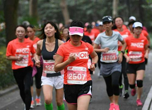 开跑倒计时两天 与10K的走过的第五年