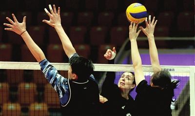 天津渤海女子排球俱乐部