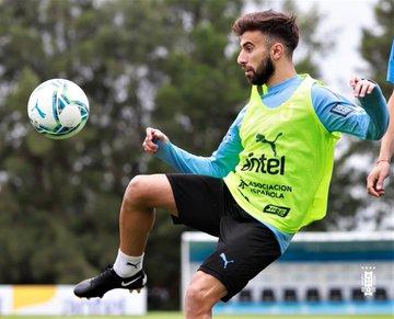 乌拉圭国家队新增7例新冠阳性