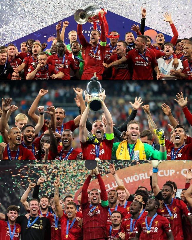 英格兰第一个欧冠、欧洲超级杯、世俱杯三冠王