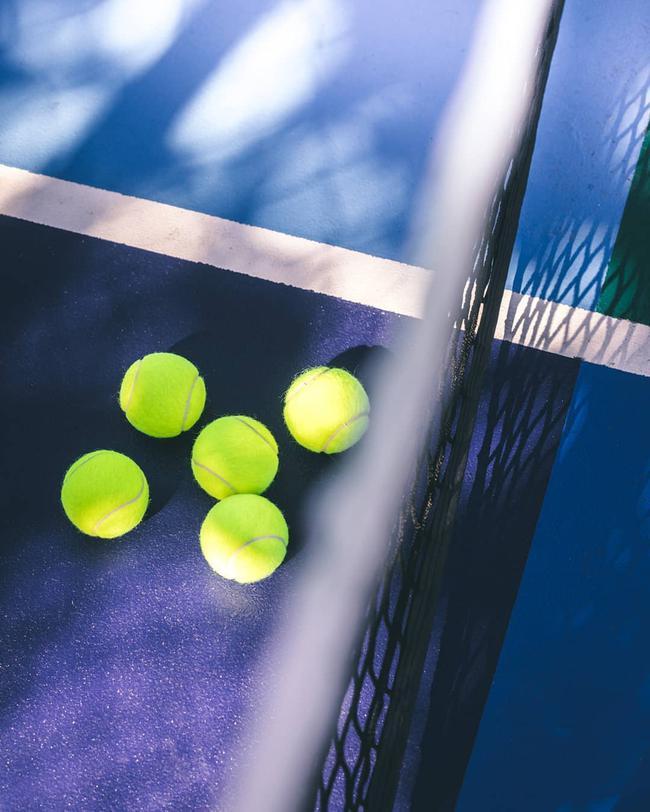 全国青少年体育夏令营·广东站网球夏令营开营