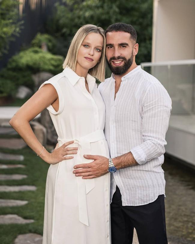 皇马传来喜事!大将女友怀孕 第一次升级当爸爸