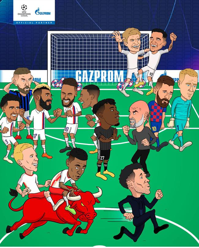 为什么2020年西甲和英超豪门团体在欧冠中掉链子?