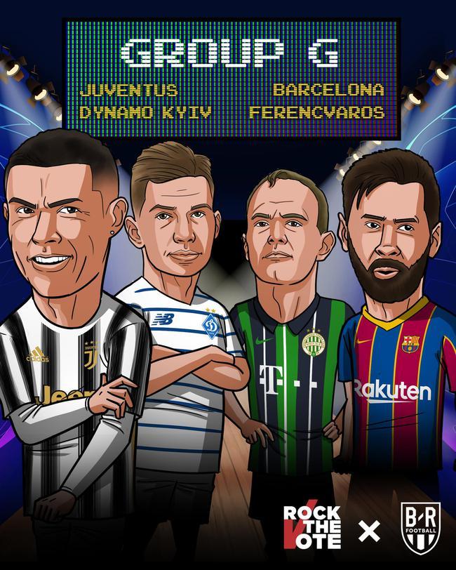 2020/2021赛季欧冠抽签结果正式揭晓。欧罗巴的各支豪门都有着不同的命运
