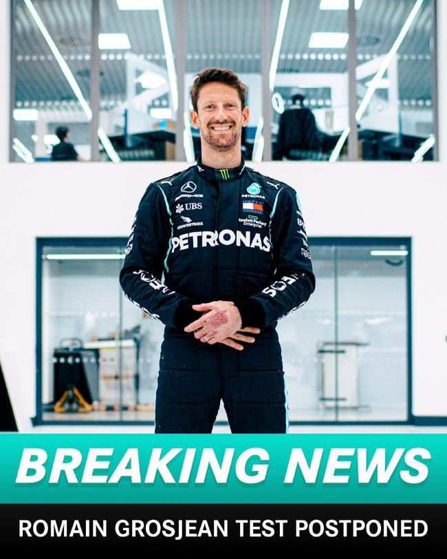 格罗斯让W10告别测试推迟 新的时点将在夏末