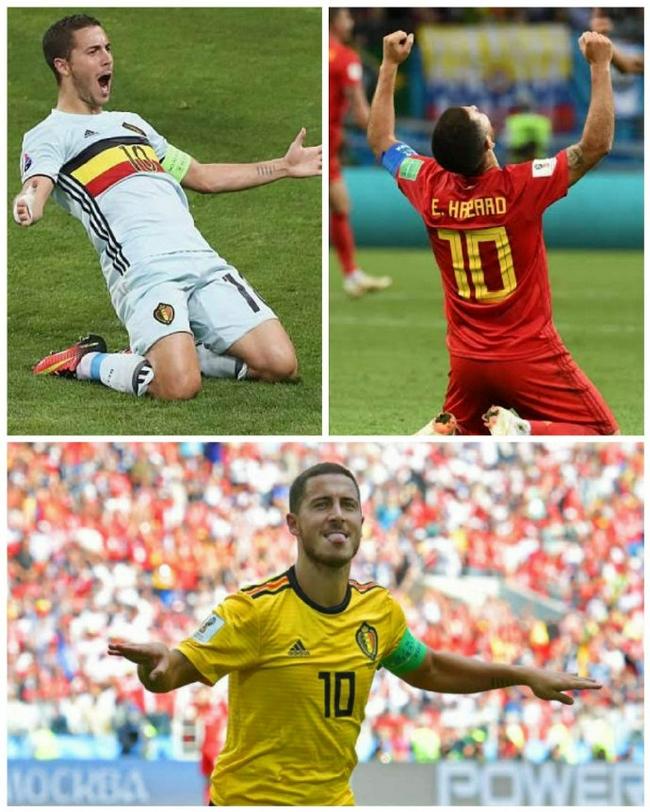 阿扎尔:世界杯后或退出国家队 最好时代已过去
