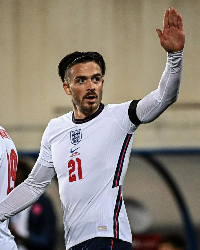 门将手抛球助攻!格拉利什打入在英格兰队的处子球!