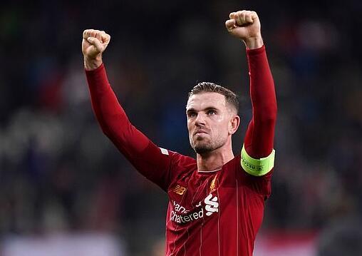 利物浦领袖当选FWA英超年度最佳 压曼城曼联双雄