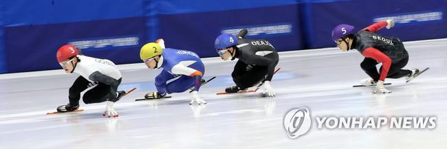 韩国扔掉速滑和短道世锦赛 国家队至今没有树立