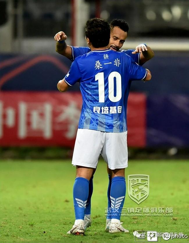 中甲官方评选第17轮五佳球 桑一非神仙球摘冠