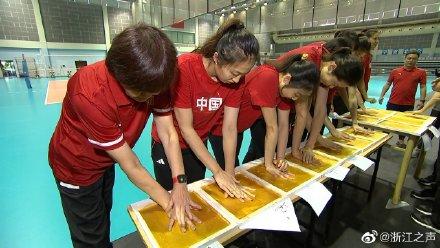 中国女排结束北仑集训返回北京 将于7月19日出征东京奥运会!