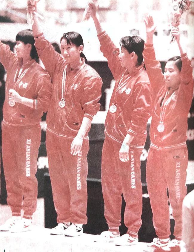 北京亚运会女团决赛,中韩再度相遇