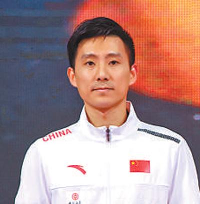 中国体操队教练滕海滨:新的身份 更大的责任