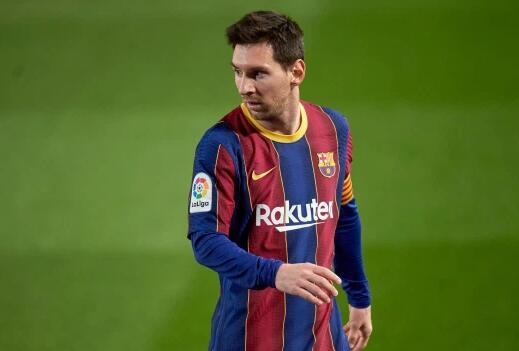 前队友:曼城比巴黎更适合梅西 想看他踢英超
