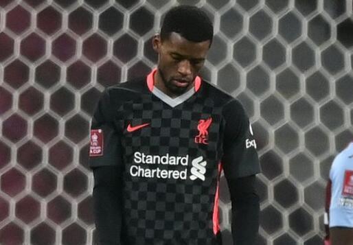 维纳尔杜姆2016年加盟利物浦,合同周薪是7万5千英镑