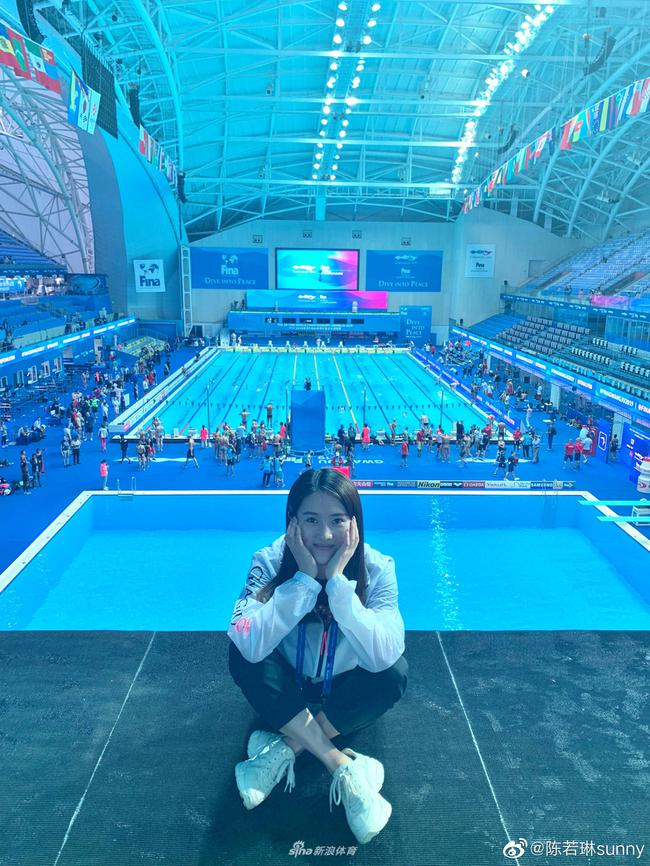 陈若琳:最难忘北京奥运会 与汪鑫默契程度最高
