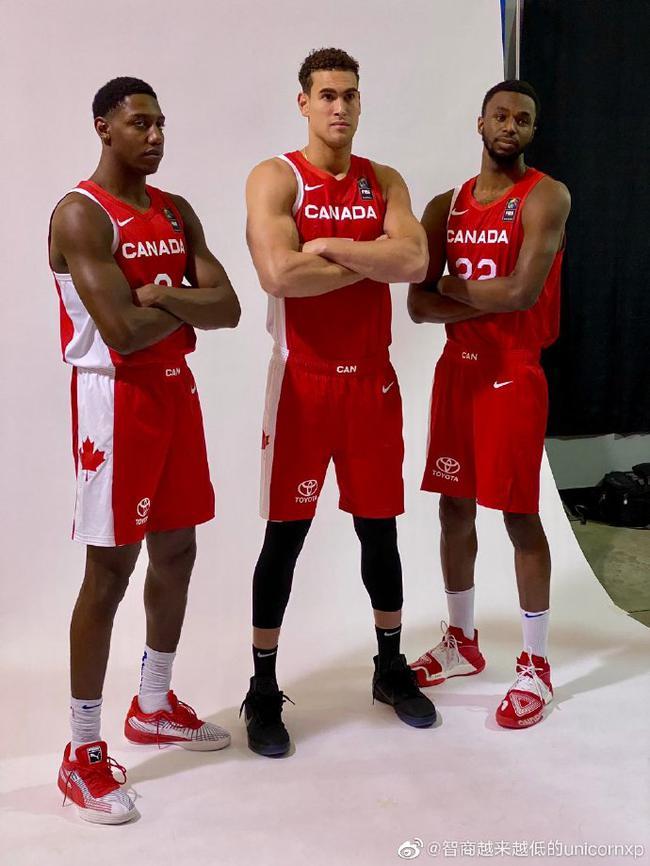 【博狗体育】加拿大公布14人大名单 维金斯领衔8名NBA现役
