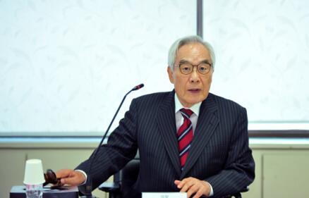 ▲ 韩国棋院总裁林采正