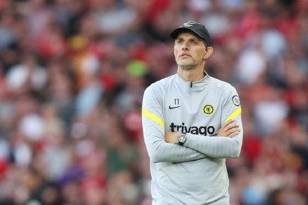 图赫尔:不满意裁判的判罚 我用5后卫来防利物浦