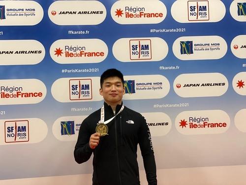 韩空手道运动员朴熙俊获奥运资格 出征东京奥运会