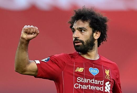 <b>萨拉赫宣言:该利物浦拿冠军了 这城市很久没拿了</b>