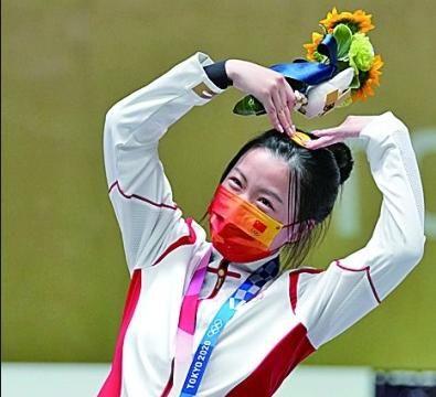 杨倩是体教融合的受益者 清华特色培养之路已成熟