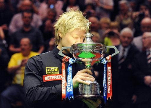 2010年世锦赛夺冠
