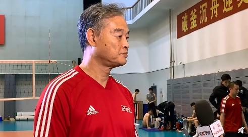 沈富麟回歸原因與郎平一樣 江川擔任中國男排隊長