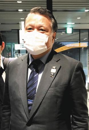 田屿幸三发病前曾和森喜朗同席 奥运团长:吓一跳