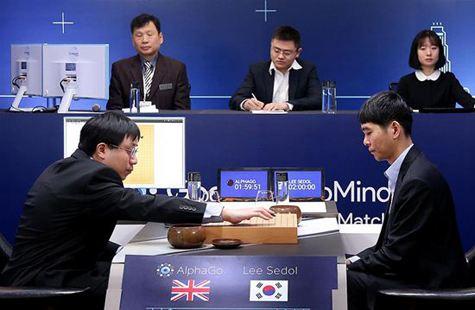 2016年的人机大战让世人意识了围棋和人造智能