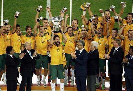 澳大利亚将开启卫冕征途