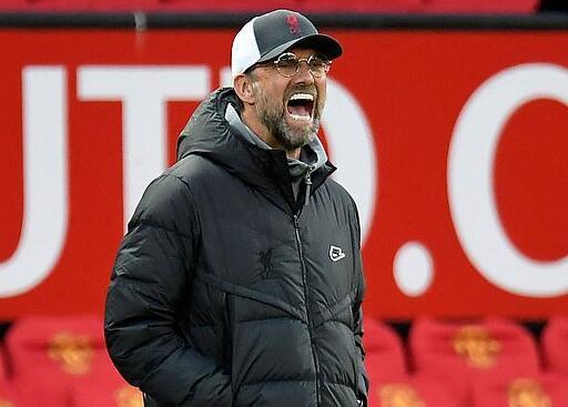 克洛普:曼城如果伤成利物浦这样 照样拿不到英超