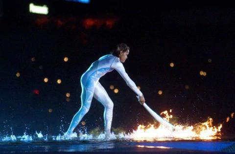 """""""那一刻是希望的象征""""——纪念悉尼奥运20周年"""