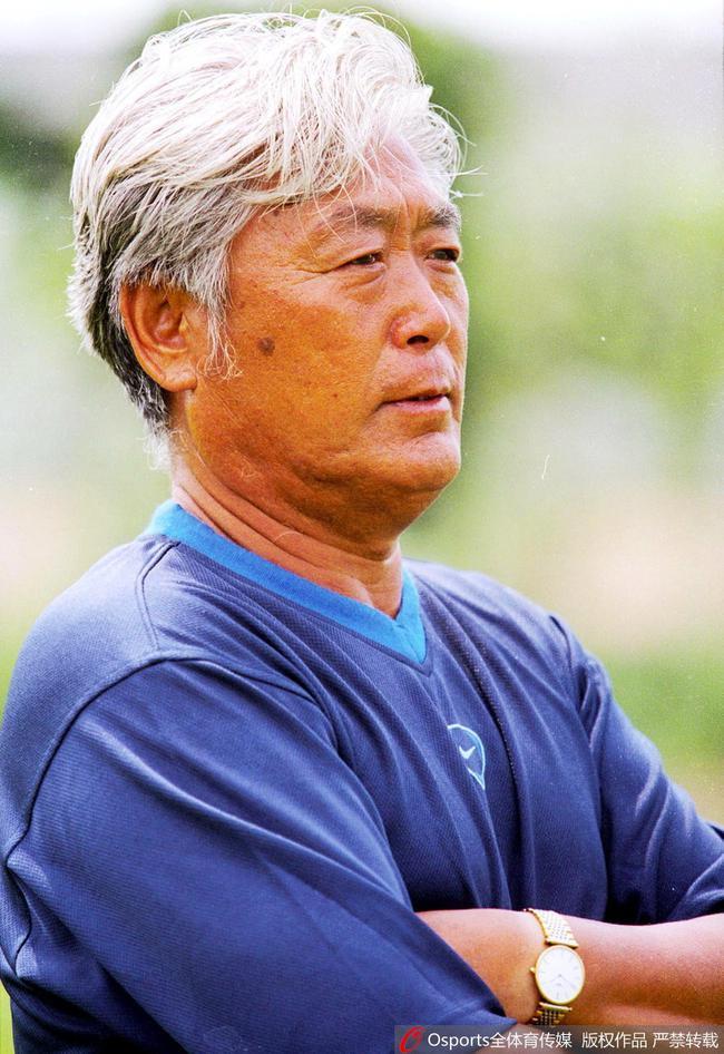 前中国国家队主教练高丰文去世